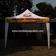 Tenda Lipat 3mx3m Bebek Hijrah