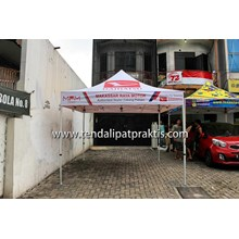 Tenda Lipat 3m Hexa Suzuki Makassar