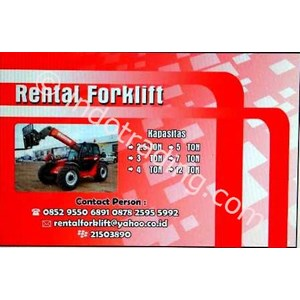 Sewa Forklift By Rental_ Forkliftco
