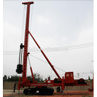 Pile Frame Diesel Hammer Piling Machine 1