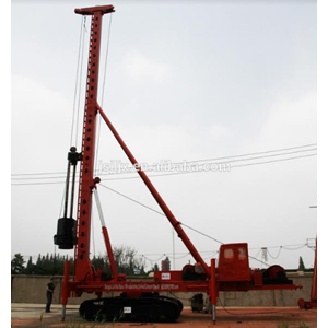 Pile Frame Diesel Hammer Piling Machine