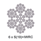 6 X : W(19)  Fi(29)/(25)  WS(36) (24) (37) +FC IWRC  1