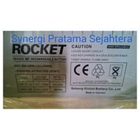 Jual Baterai Kering Rocket Esc 200-12 (12V 200Ah)