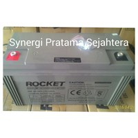 Sell Rocket Battery Esc 120-12 (12V 120Ah) from Indonesia by PT