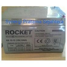 Baterai Kering Rocket Es 12-12 (12V 12Ah)