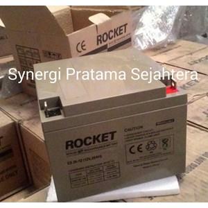 Battery Vrla Rocket Es 26-12 (12V 26Ah)