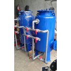 Sand filter tank 5