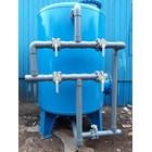 Sand filter tank 7