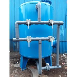 Sand filter tank