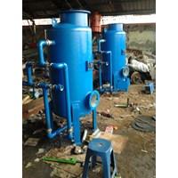 Carbon filter tank 1