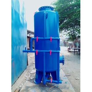 Carbon filter tanks