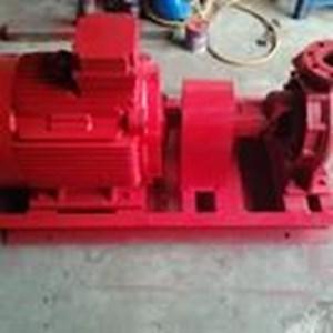 Pompa Pemadam Kebakaran - Electric Hydrant Pump