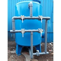Jual Sand filter silica 2