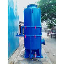 Sand filter silica