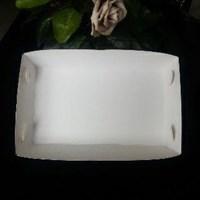 Jual Food Tray Paper Atau Tray Makanan Bahan Kertas Untuk Kemasan Makanan Siap Saji 2