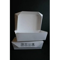 Lunch Box Paper Food Grade Size M 1