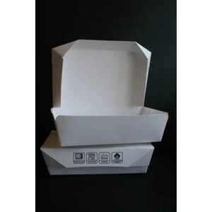 Lunch Box Paper Food Grade Size M