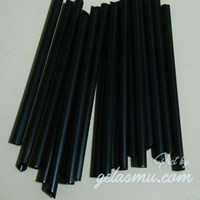 Sedotan Bubble Warna Hitam 1