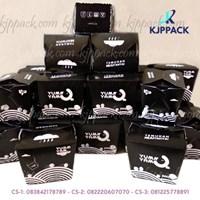 Jual Contoh Food Pail Box Size M Cetak