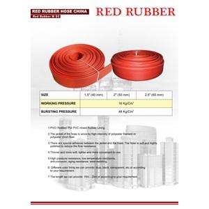 Dari Selang Pemadam Kebakaran Red Rubber 2