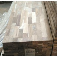 Fjl (Finger Joint Laminated) Papan Kayu Jati