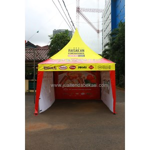 Promotional Tents Cone 3M