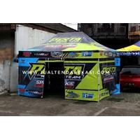 Tenda Paddock Pesta Racing Team 1