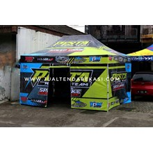 Tenda Paddock Pesta Racing Team