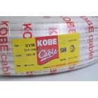 Kabel listrik Kobe NYM 2x1.5 2x2.5 2x4 2x6 2x10 3x1.5 3x2.5 3x4 3x6 3x10 4x1.5 4x2.5 4x4 4x6 4x10 3