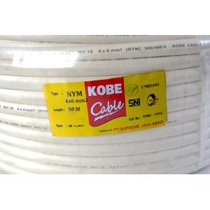 Dari Kabel listrik Kobe NYM 2x1.5 2x2.5 2x4 2x6 2x10 3x1.5 3x2.5 3x4 3x6 3x10 4x1.5 4x2.5 4x4 4x6 4x10 7