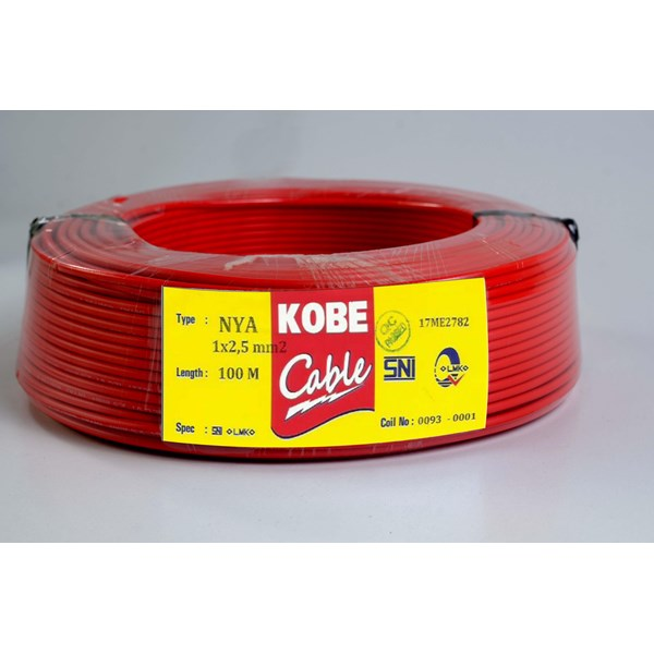Instalasi kabel Listrik Kobe rumah