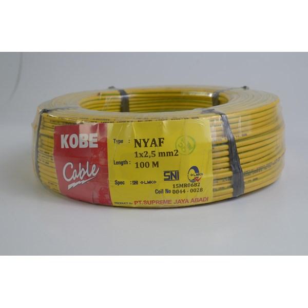 kabel Listrik Kobe NYM NYMHY NYY NYYHY NYA NYAF