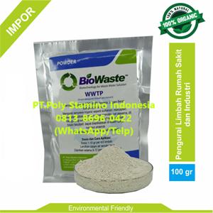 Biowaste WWTP 100 Gr