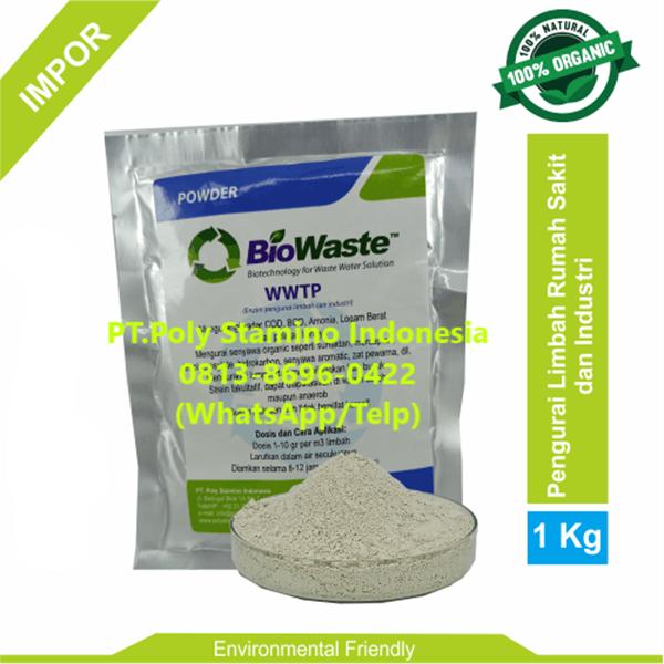 Biowaste WWTP 1 Kg
