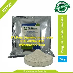 Biowaste Pond Clarifier 100 Gr