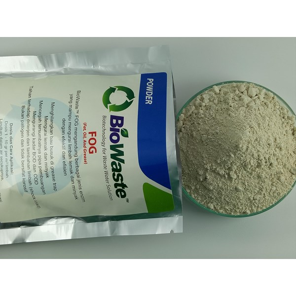 Bakteri Pengurai Limbah BioWaste FOG 100 gram