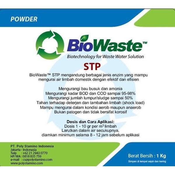 Bakteri Pengurai Limbah BioWaste STP 1 kg