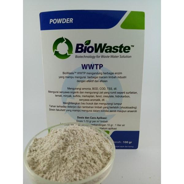 Bakteri Pengurai Limbah BioWaste WWTP 100 gram
