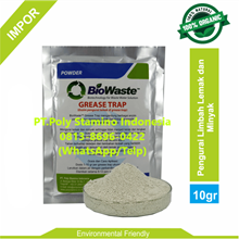 Biological Wastewater Treatment Biowaste Grease Tr