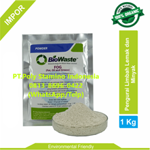 Biological Wastewater Treatment BioWaste FOG 1kg