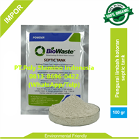 Biological Wastewater Treatment BioWaste Septic Tank 100 gram