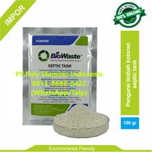 Biological Wastewater Treatment BioWaste Septic Ta