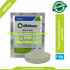 Biological Wastewater Treatment BioWaste Septic Tank 1 kg 1