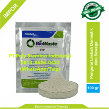 Biological Wastewater Treatment BioWaste STP 100 g