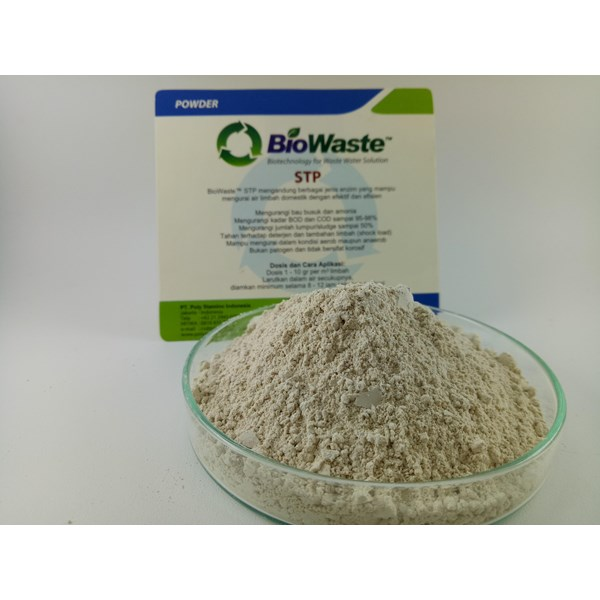 Biological Wastewater Treatment BioWaste STP 1 kg
