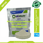 Biological Wastewater Treatment BIOWASTE WWTP  1 kg 1
