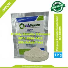 Biological Wastewater Treatment BIOWASTE WWTP  1 k