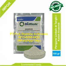 Biological Wastewater Treatment BioWaste Anaerob10