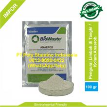 Biological Wastewater Treatment BioWaste Anaerob10