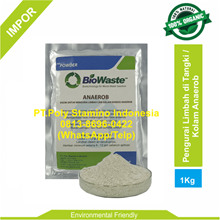 Biological Wastewater Treatment BioWaste Anaerob1